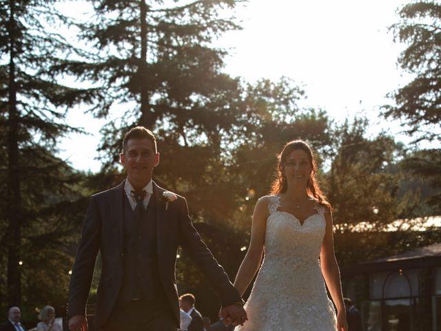 Il matrimonio di Marco e Stefania a Robbiate, Lecco 90