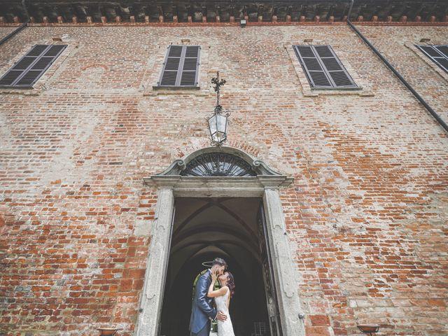 Le nozze di Jasmine e Riccardo