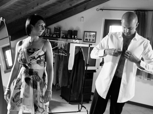 Il matrimonio di Stefano e Veronica a Venegono Superiore, Varese 2