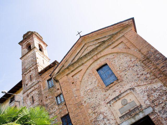 Il matrimonio di Stefano e Veronica a Venegono Superiore, Varese 14