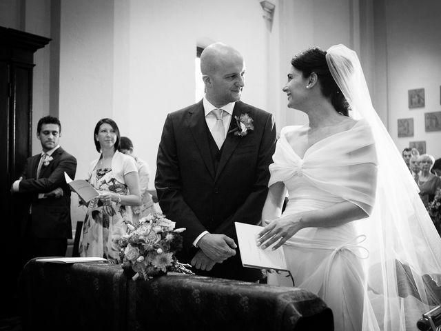 Il matrimonio di Stefano e Veronica a Venegono Superiore, Varese 16