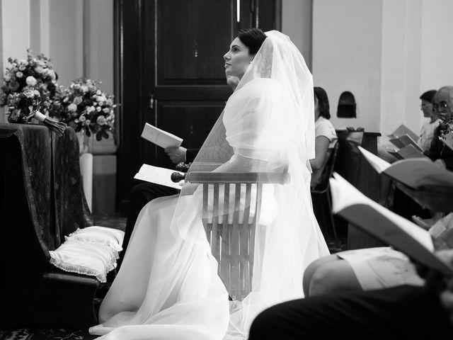 Il matrimonio di Stefano e Veronica a Venegono Superiore, Varese 17