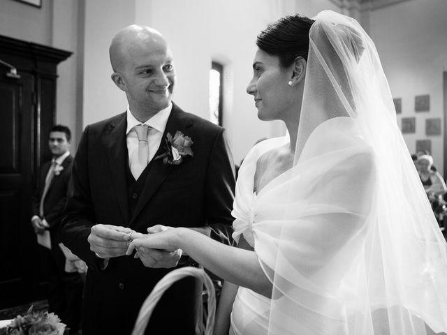 Il matrimonio di Stefano e Veronica a Venegono Superiore, Varese 18