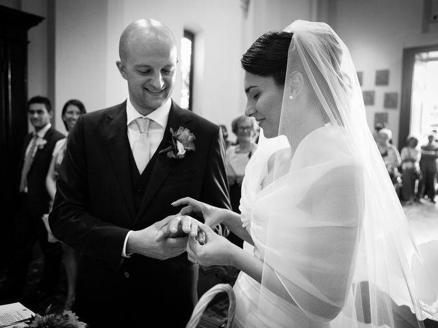 Il matrimonio di Stefano e Veronica a Venegono Superiore, Varese 19