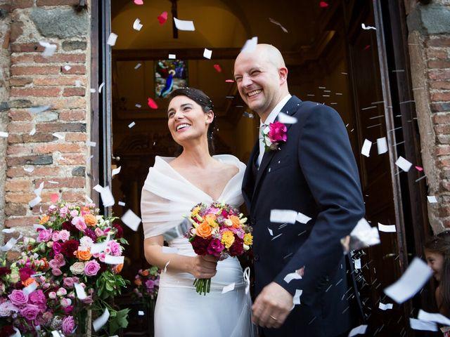 Il matrimonio di Stefano e Veronica a Venegono Superiore, Varese 22