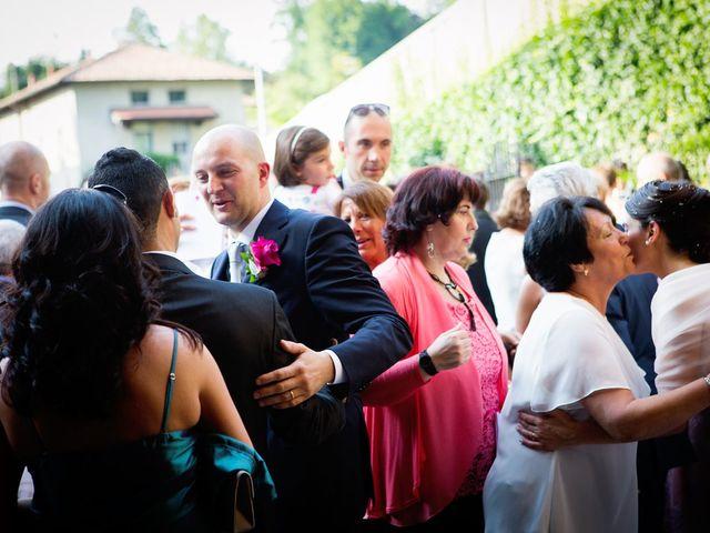 Il matrimonio di Stefano e Veronica a Venegono Superiore, Varese 23