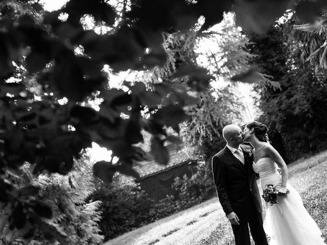 Il matrimonio di Stefano e Veronica a Venegono Superiore, Varese 29