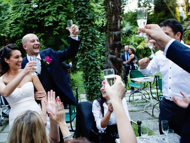 Il matrimonio di Stefano e Veronica a Venegono Superiore, Varese 32