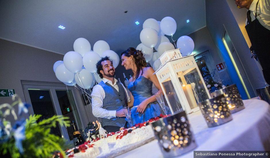 Il matrimonio di Riccardo e Ileana a Bellagio, Como
