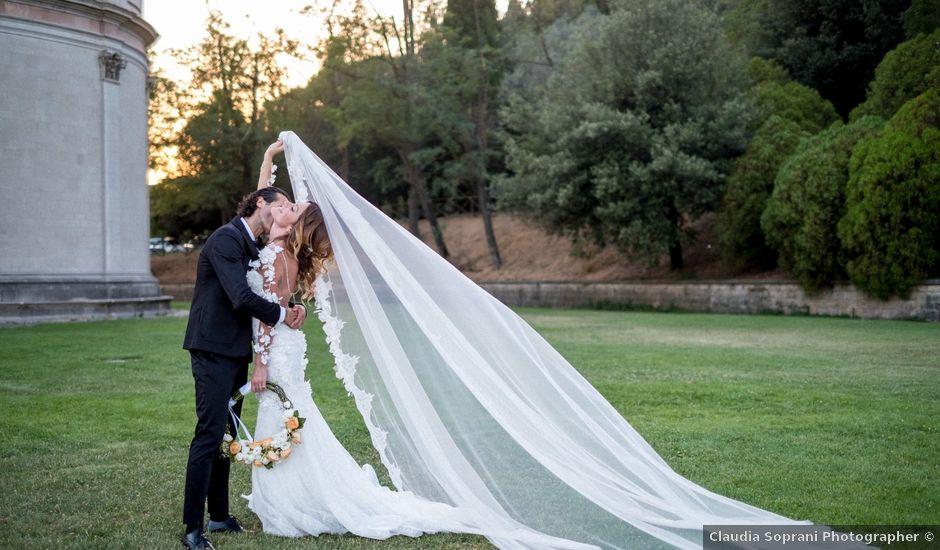 Il matrimonio di Sergio e Feliciana a Todi, Perugia