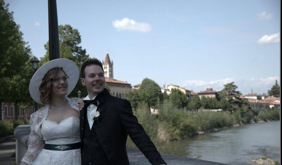 Il matrimonio di Giovanni e Rachele a Verona, Verona