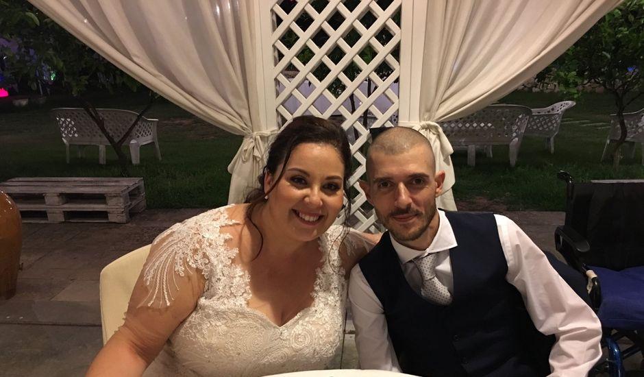 Il matrimonio di Matteo e Sarah a Lizzanello, Lecce