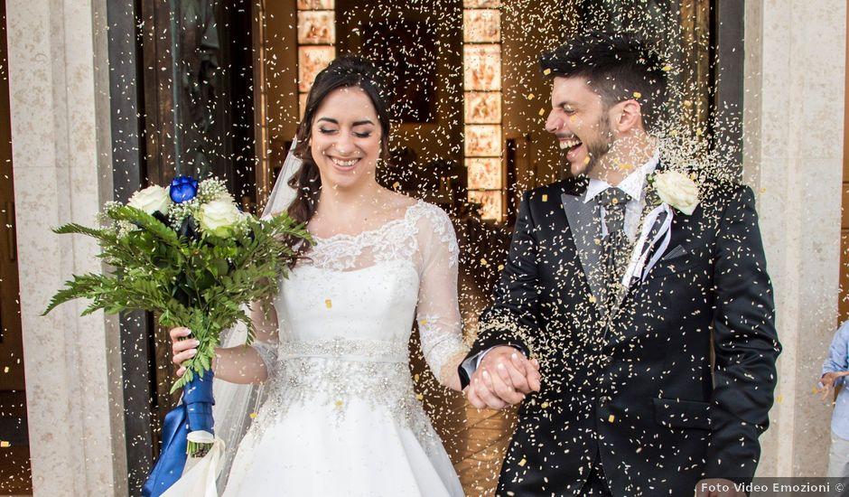 Il matrimonio di Marco e Luana a Verucchio, Rimini