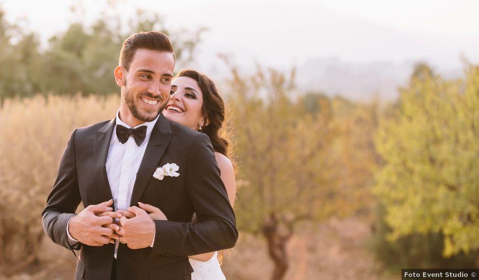 Il matrimonio di Saverio e Serena a Agrigento, Agrigento