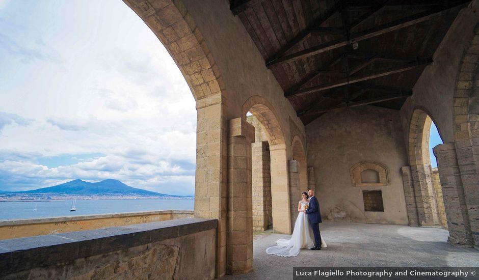 Il matrimonio di Adele e Vincenzo a Napoli, Napoli