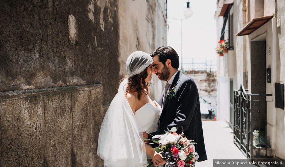 Il matrimonio di Marco e Mariarosaria a Boscotrecase, Napoli