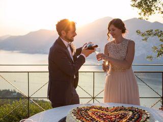 Le nozze di Sara e Pio