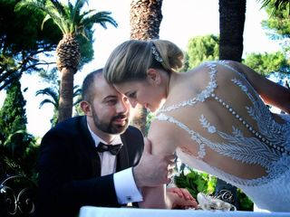 Le nozze di Sonia e Cosimo