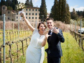 Le nozze di Rossella e Lello