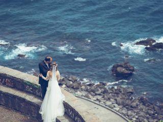 Le nozze di Urszula e Salvatore 1