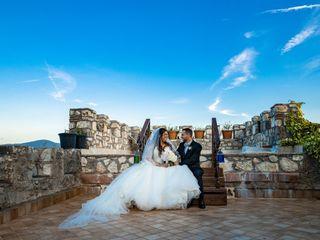 Le nozze di Davide e Mirta