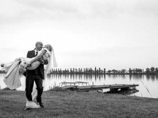 Le nozze di Fabrizio e Patrizia