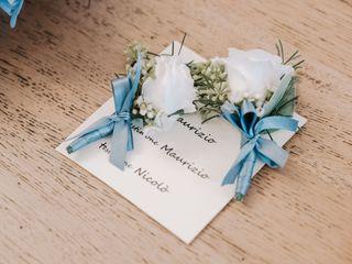 Le nozze di Stefano e Marta 1