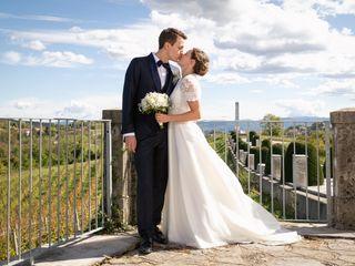 Le nozze di Chiara e Silvio