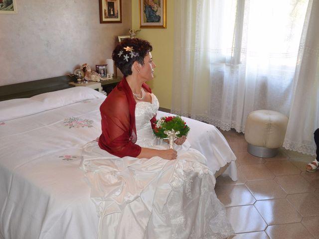 Il matrimonio di Luca e Monia a Alviano, Terni 2