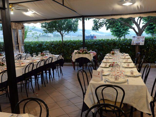 Il matrimonio di Luca e Monia a Alviano, Terni 4