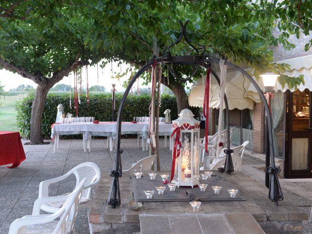 Il matrimonio di Luca e Monia a Alviano, Terni 7