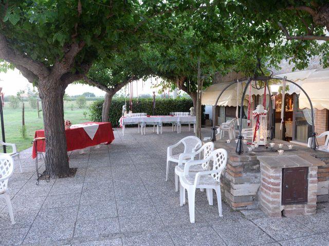 Il matrimonio di Luca e Monia a Alviano, Terni 8