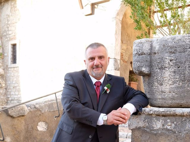 Il matrimonio di Luca e Monia a Alviano, Terni 18