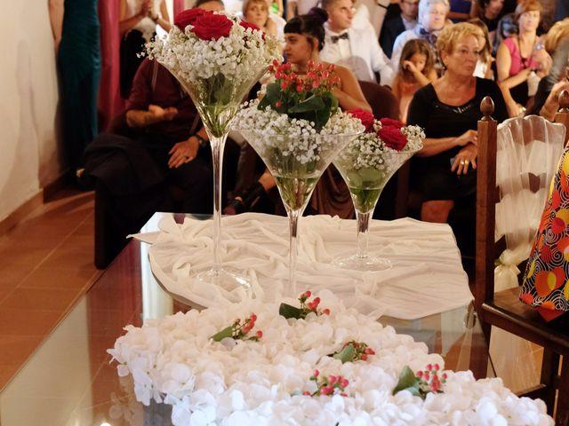 Il matrimonio di Luca e Monia a Alviano, Terni 20