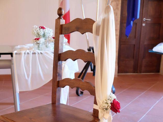 Il matrimonio di Luca e Monia a Alviano, Terni 22