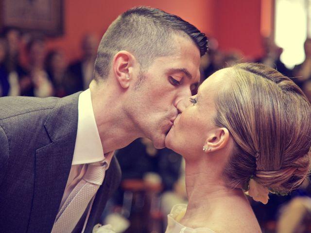 le nozze di Verdiana e Carlo