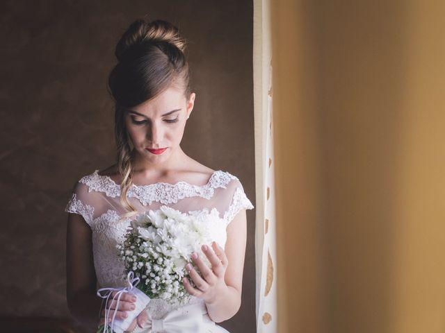 Il matrimonio di Domenico e Siriana a Vasto, Chieti 1