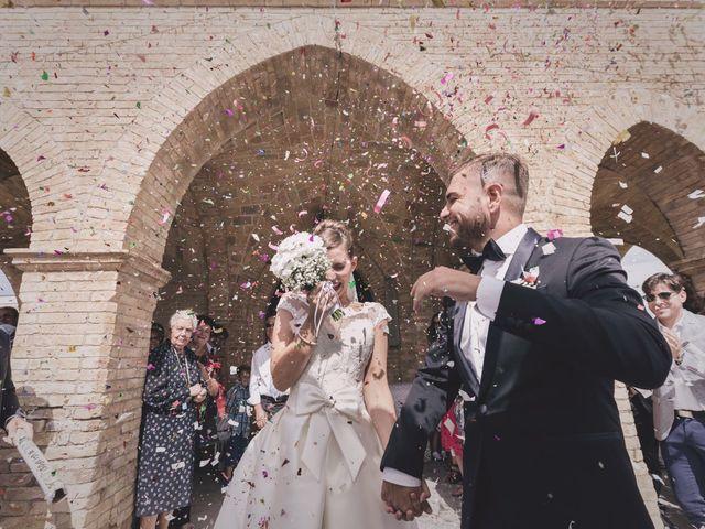 Il matrimonio di Domenico e Siriana a Vasto, Chieti 2
