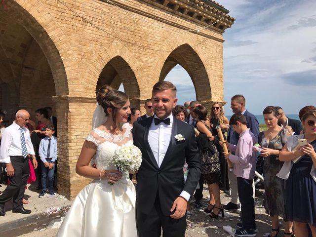 Il matrimonio di Domenico e Siriana a Vasto, Chieti 13