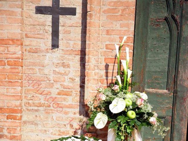 Il matrimonio di Emanuel e Debora a Ferrara, Ferrara 6