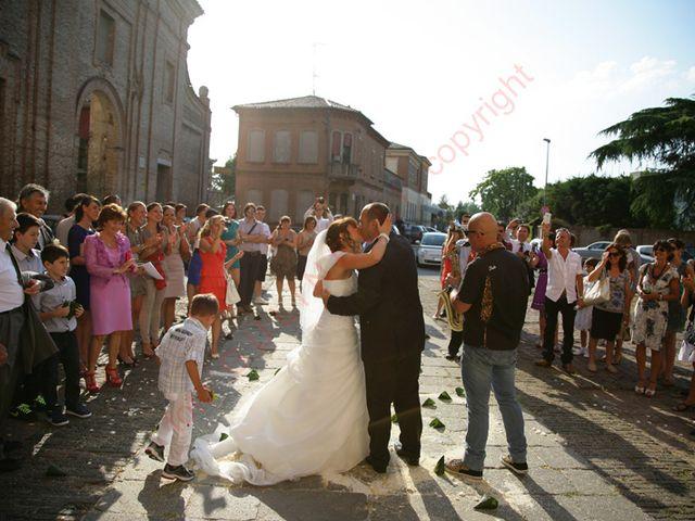 Il matrimonio di Emanuel e Debora a Ferrara, Ferrara 13