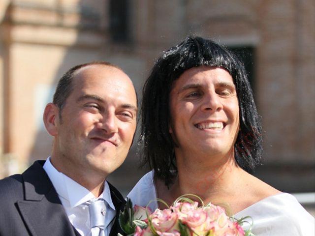 Il matrimonio di Emanuel e Debora a Ferrara, Ferrara 43