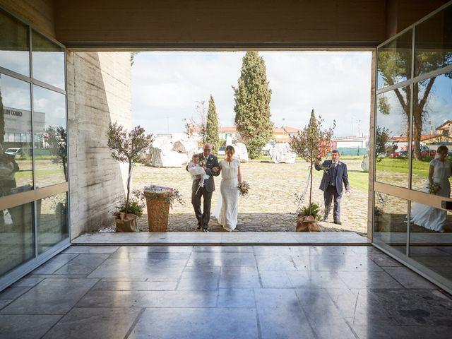 Il matrimonio di Lello e Rossella a Pisa, Pisa 17