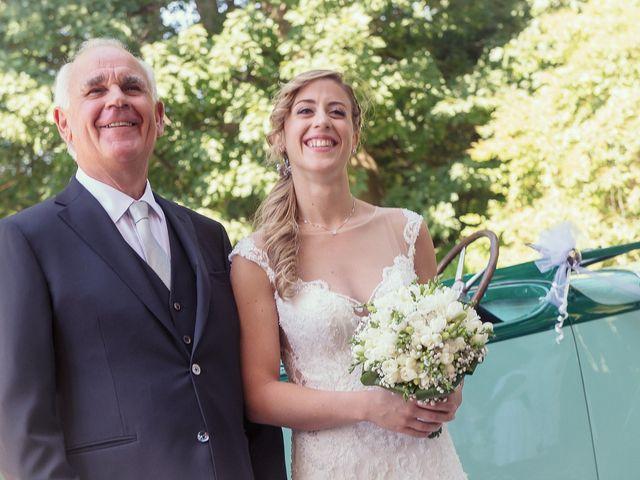Il matrimonio di Daniele e Michela a Varese, Varese 37