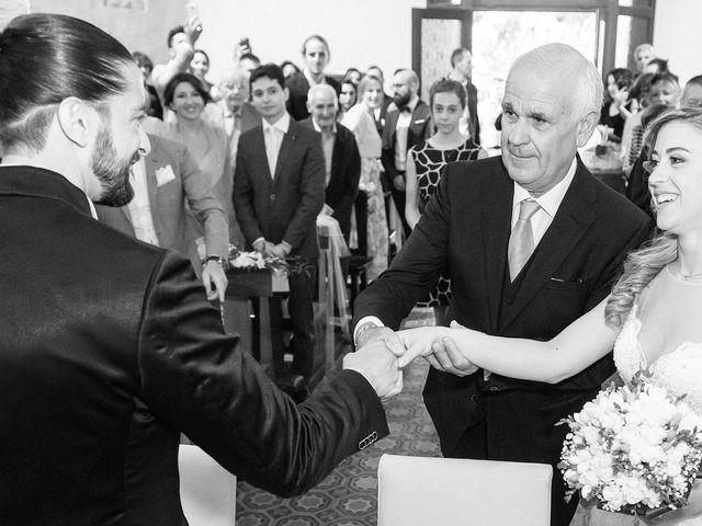 Il matrimonio di Daniele e Michela a Varese, Varese 41