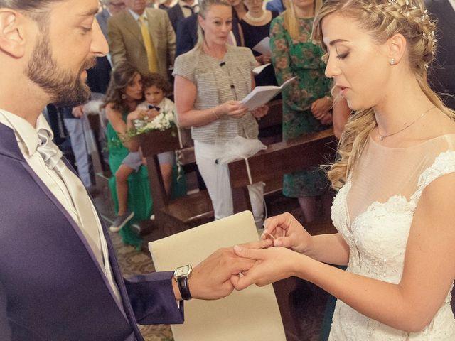 Il matrimonio di Daniele e Michela a Varese, Varese 47