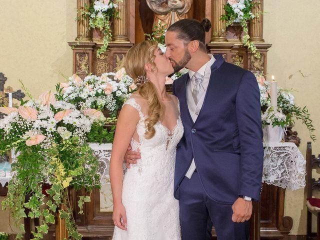 Il matrimonio di Daniele e Michela a Varese, Varese 50