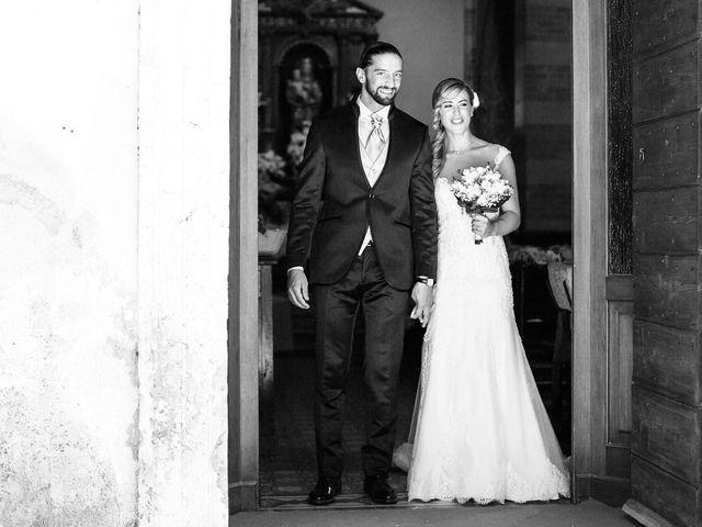 Il matrimonio di Daniele e Michela a Varese, Varese 52