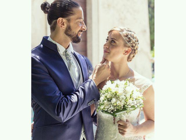 Il matrimonio di Daniele e Michela a Varese, Varese 61