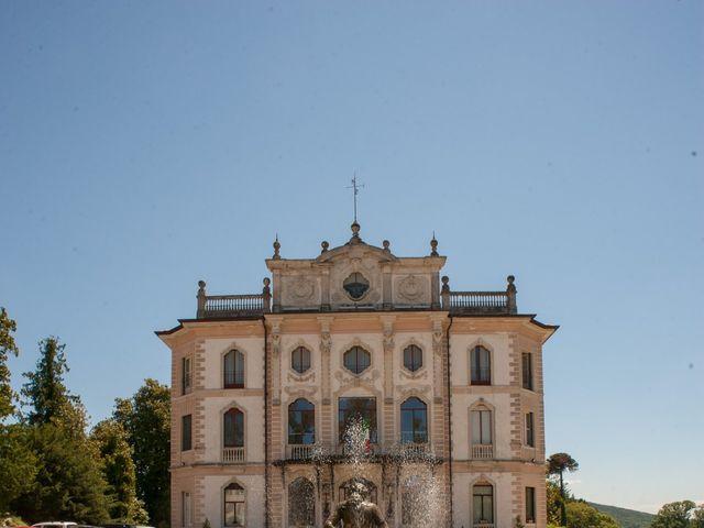 Il matrimonio di Daniele e Michela a Varese, Varese 66